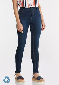 Petite High-Rish Jeggings