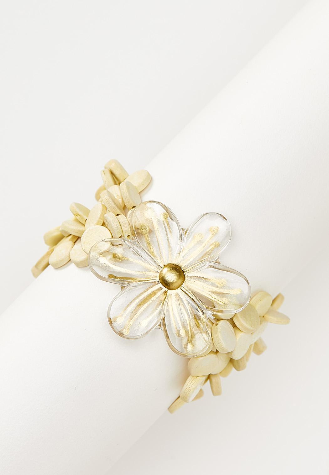 Precious Petal Stretch Bracelet