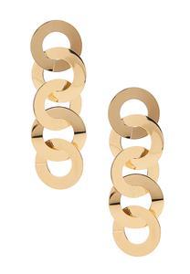 Mod Link Earrings
