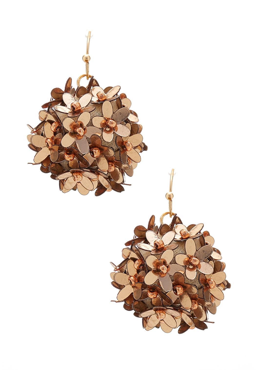Floral Bouquet Earrings