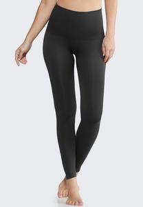 The Perfect Black Seamless Leggings