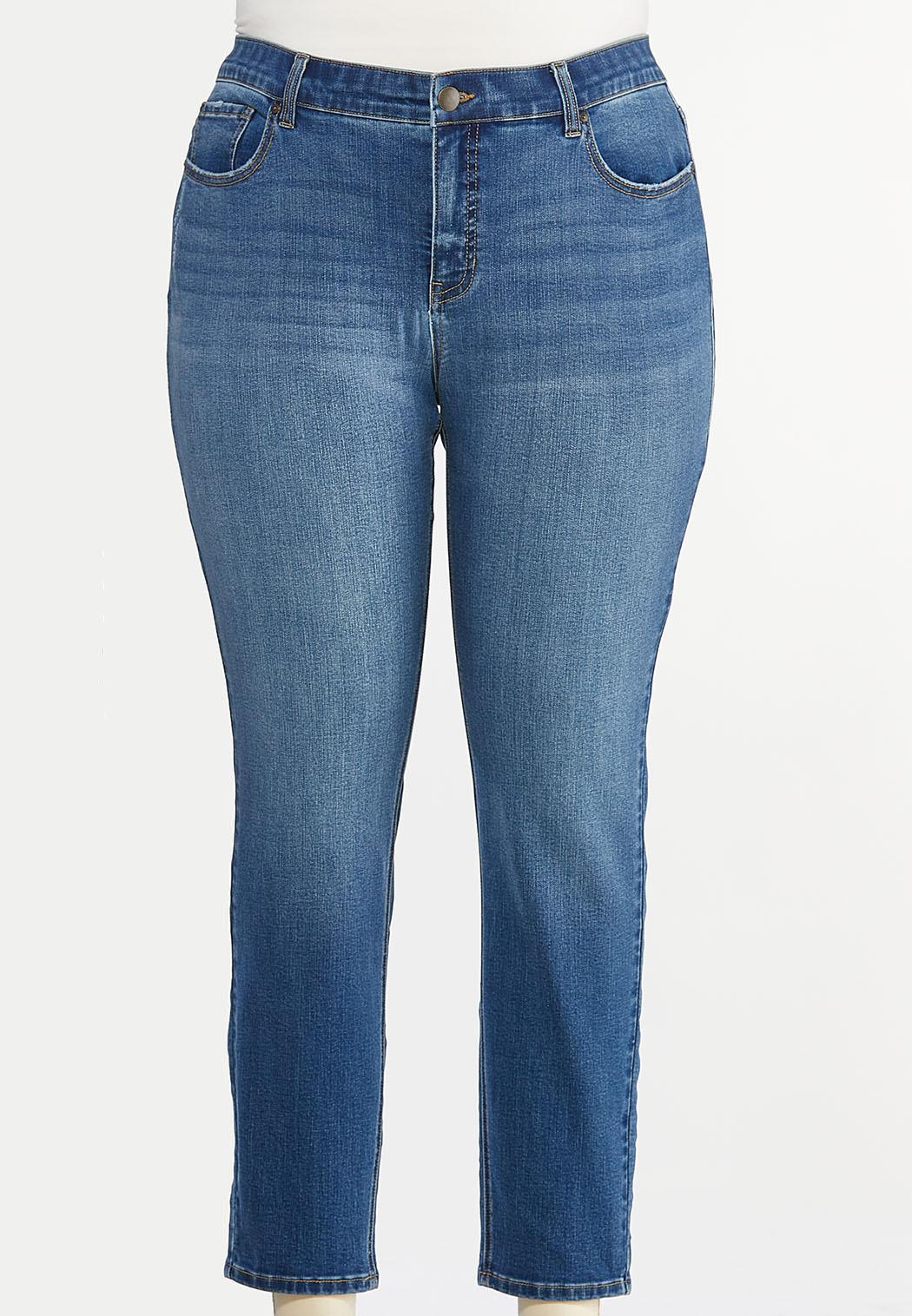 Plus Size Uplifting Skinny Jeans