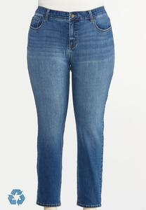 Plus Size Uplifting Skinny Jeans