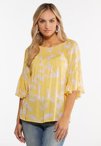 Plus Size Sunshine Bloom Top