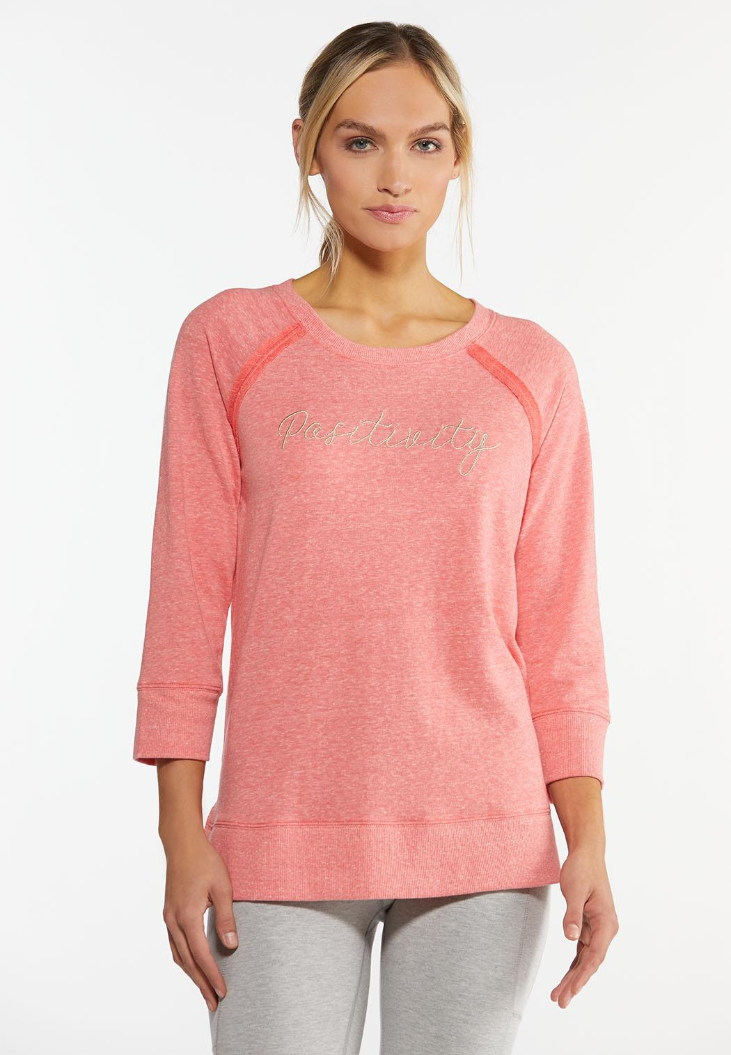 French Terry Athleisure Top