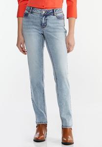 Lightwash Skinny Jeans