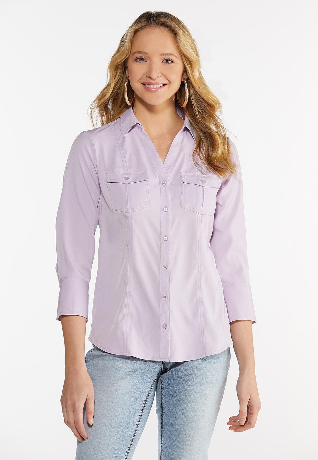 Classic Button Down Shirt