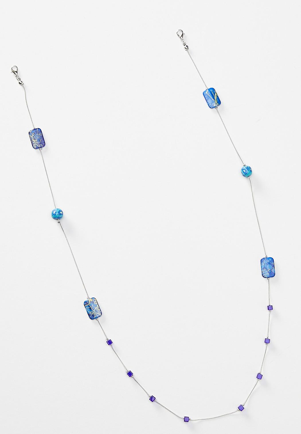 Acrylic Bead Mask Chain