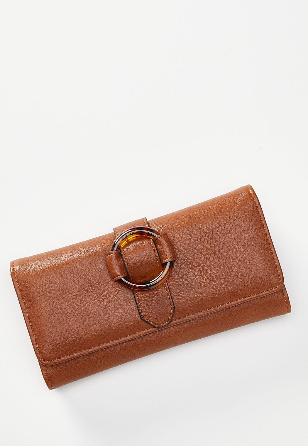 Tortoise Ring Wallet