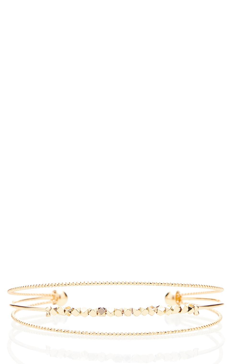 Delicate Cuff Bracelet