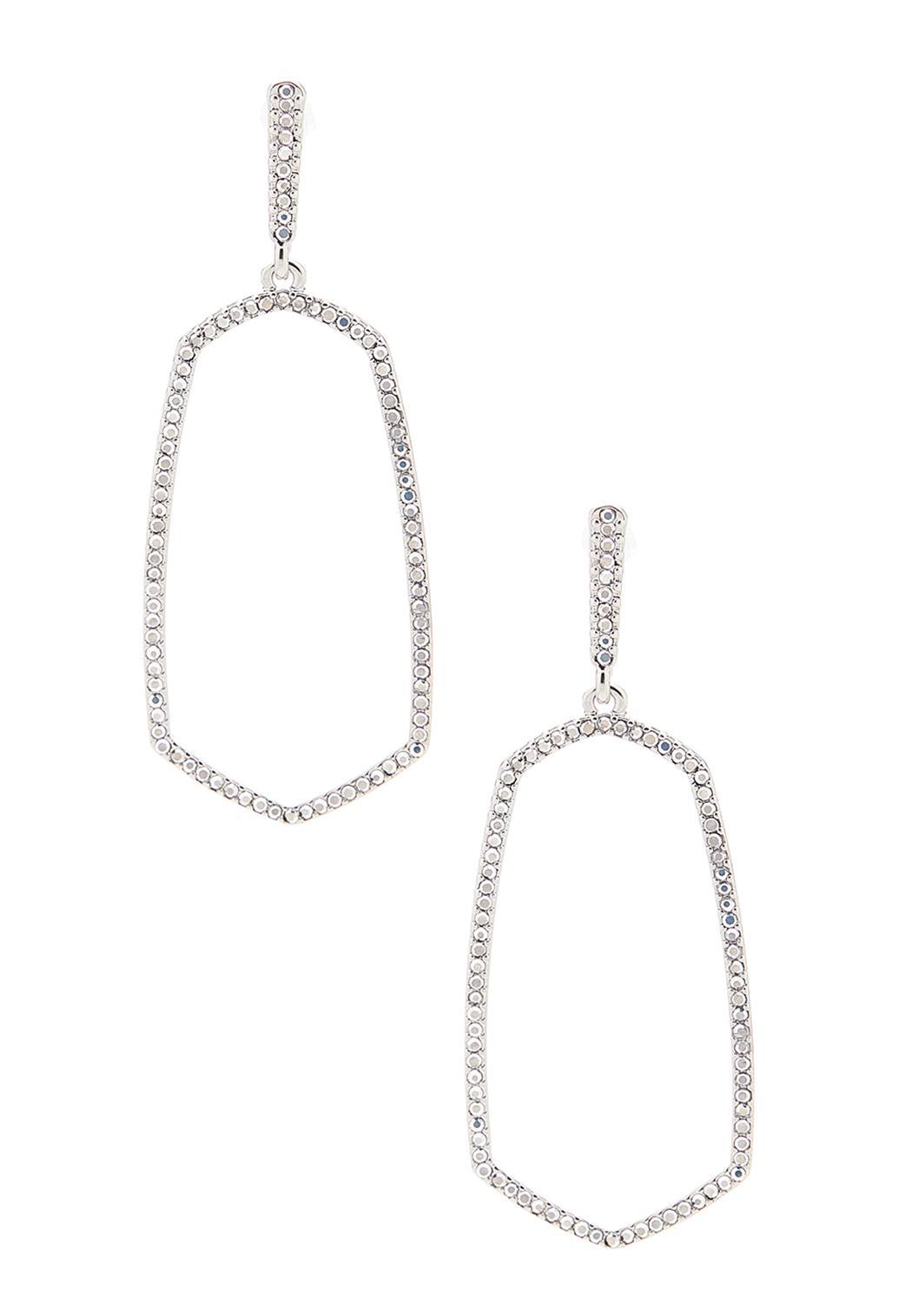 Moroccan Stone Earrings