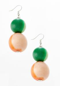 Gradient Ball Earrings