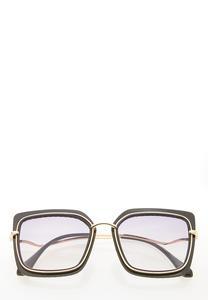 Statement Square Sunglasses
