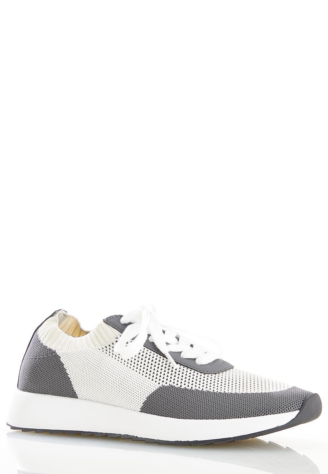 Mesh Trainer Sneakers