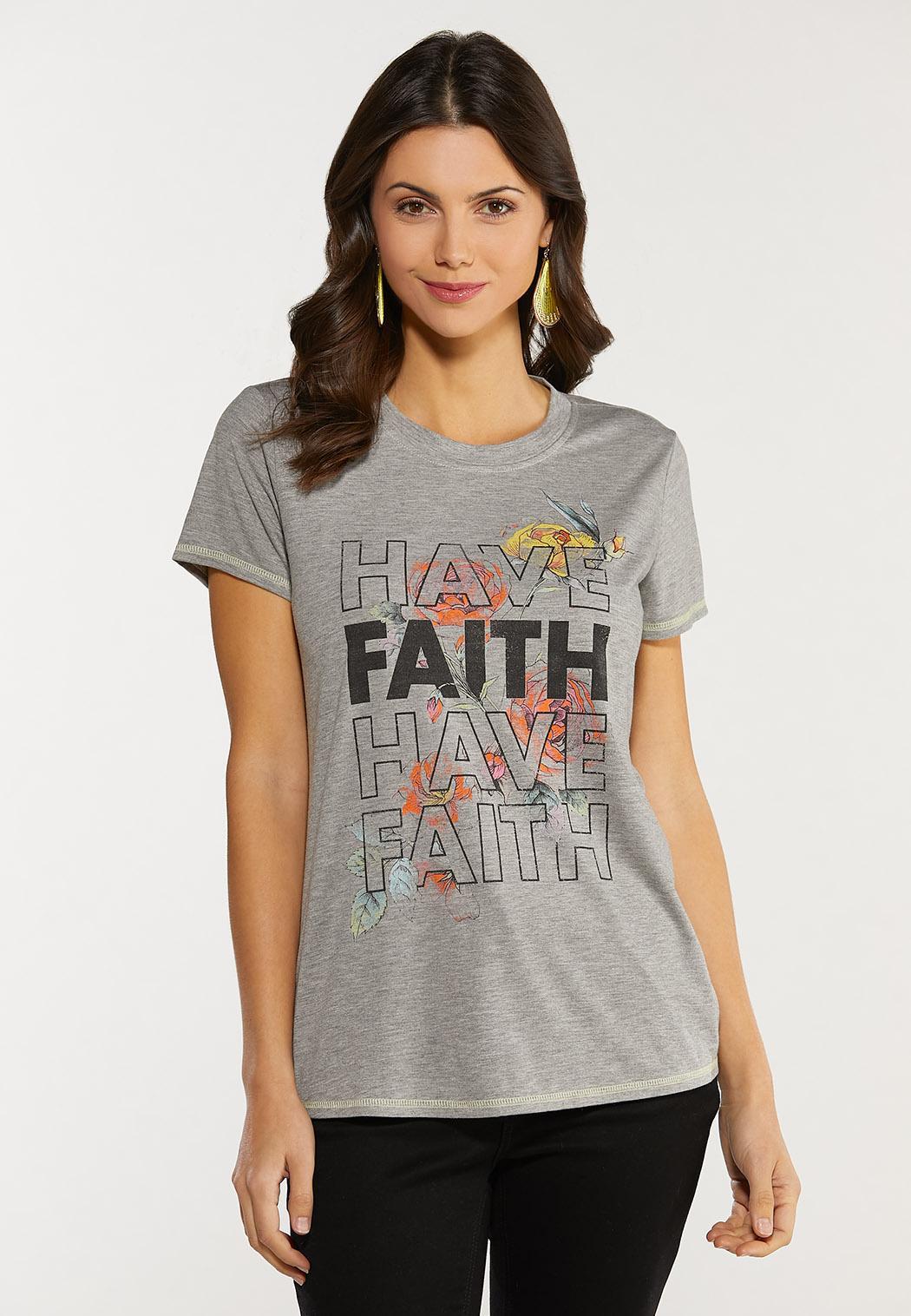 Have Faith Tee