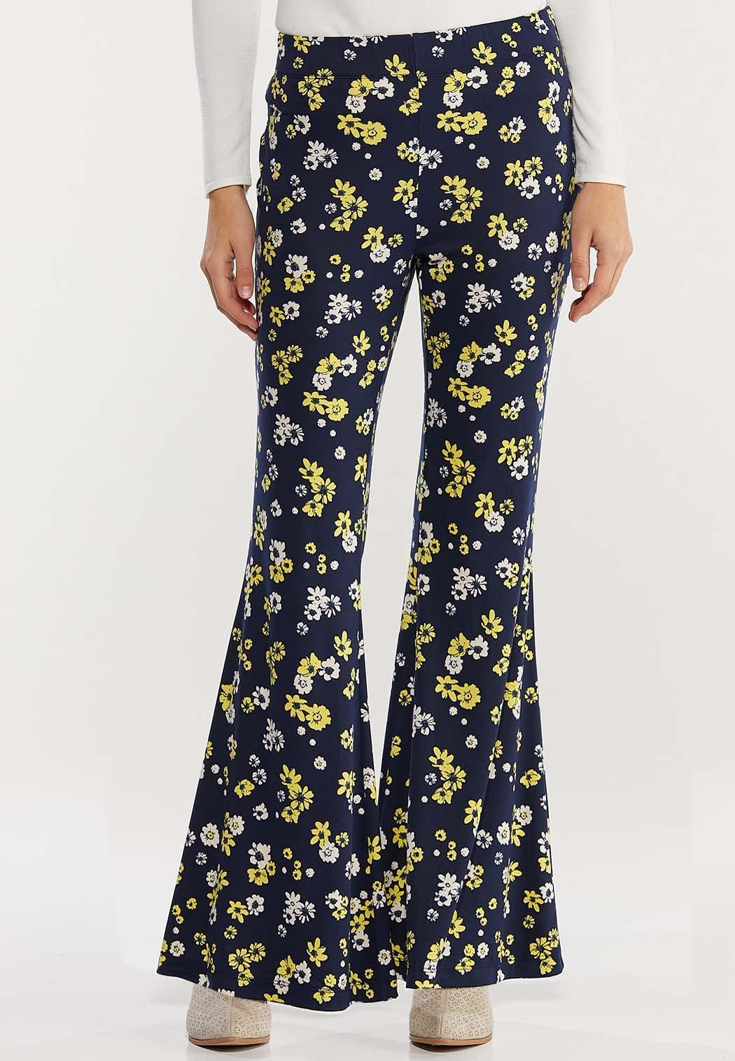 Daisy Flare Pants
