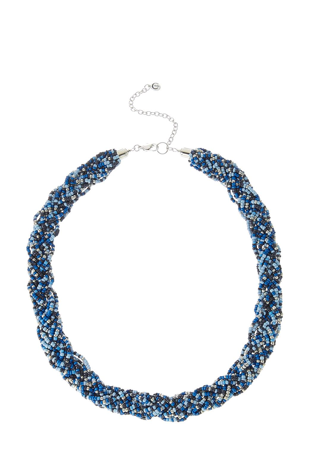 Braided Seed Bead Bracelet