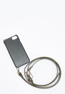 Croc Cellphone Case Crossbody