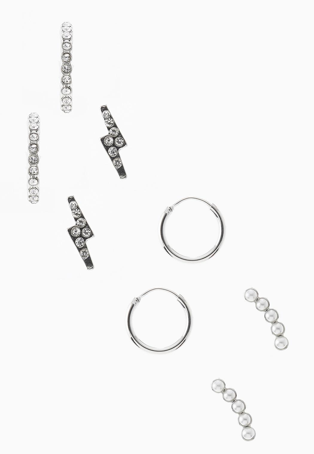 Dainty Mixed Earring Set