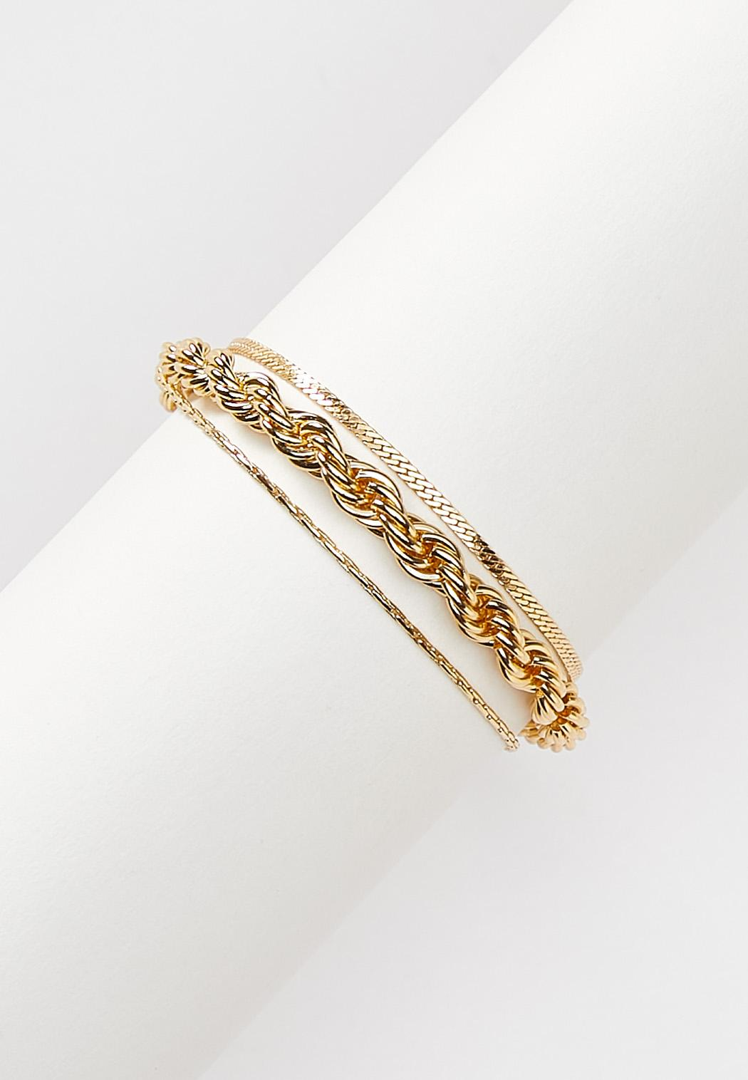 Mixed Chain Bracelet