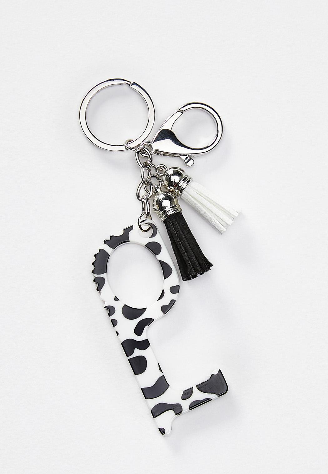 Cow Door Opener Key Chain