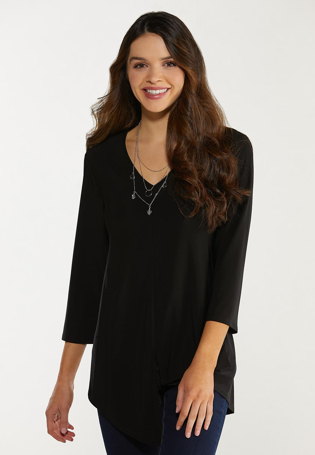 Dressy Asymmetrical Top