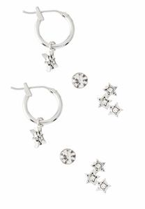 Shining Star Earring Set