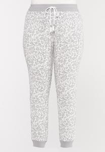 Plus Size Wild About Weekends Joggers