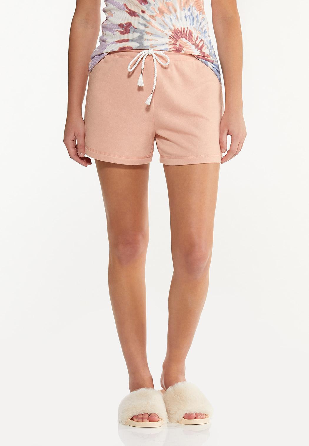 Soft Fleece Shorts