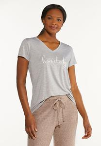 Plus Size Homebody Tee