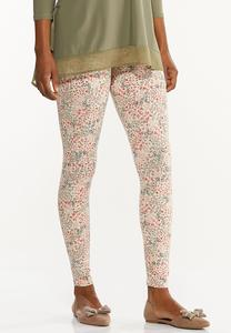 Fresh Floral Leggings