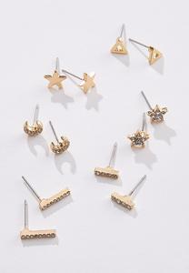 Assorted Mini Earring Set