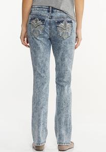 Dark Vintage Wash Jeans