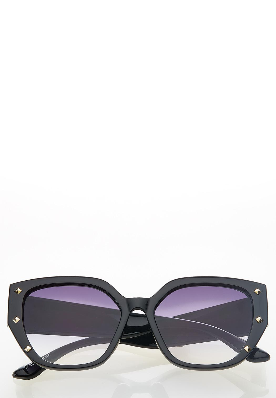 Jane Side Studded Sunglasses