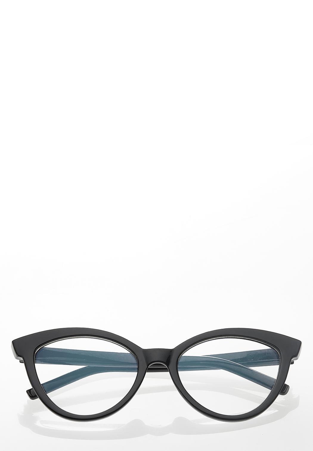 Cat Eye Tortoise Blue Light Glasses