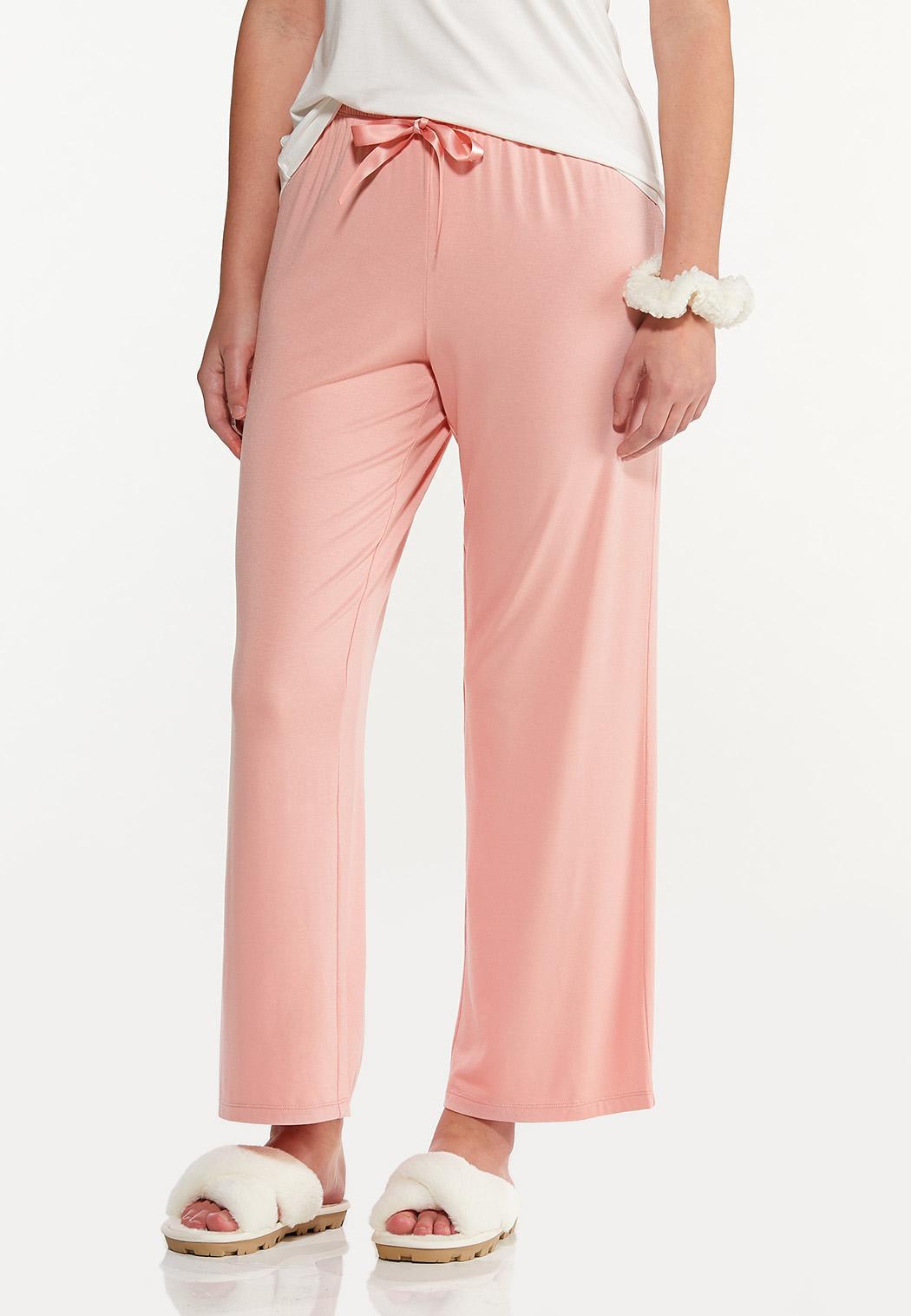 Pink Sleep Pants