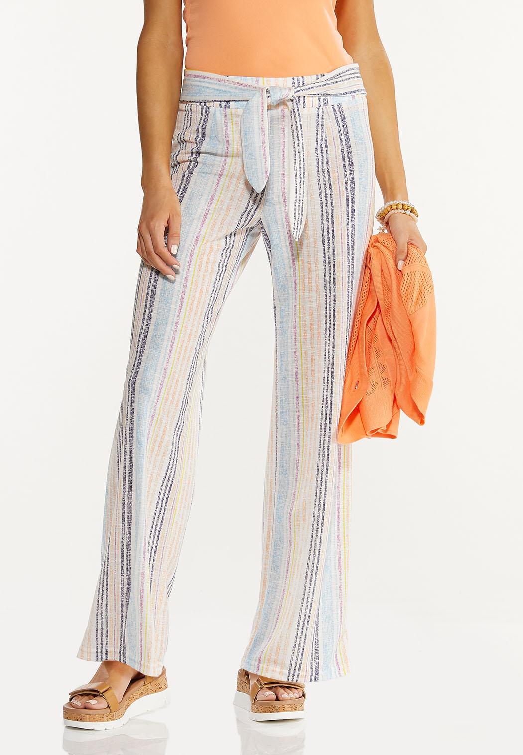 Multi Stripe Pants