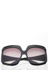 Jackie Oversized Vented Sunglasses