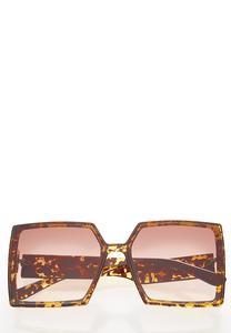 Farrah Tortoise Sunglasses