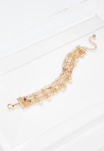 Multi Star Chain Bracelet