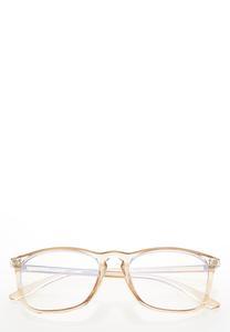 Clear Blue Light Glasses