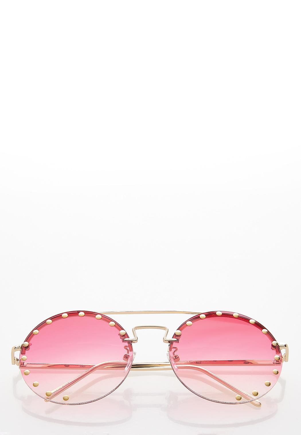 Pretty In Pink Sunglasses