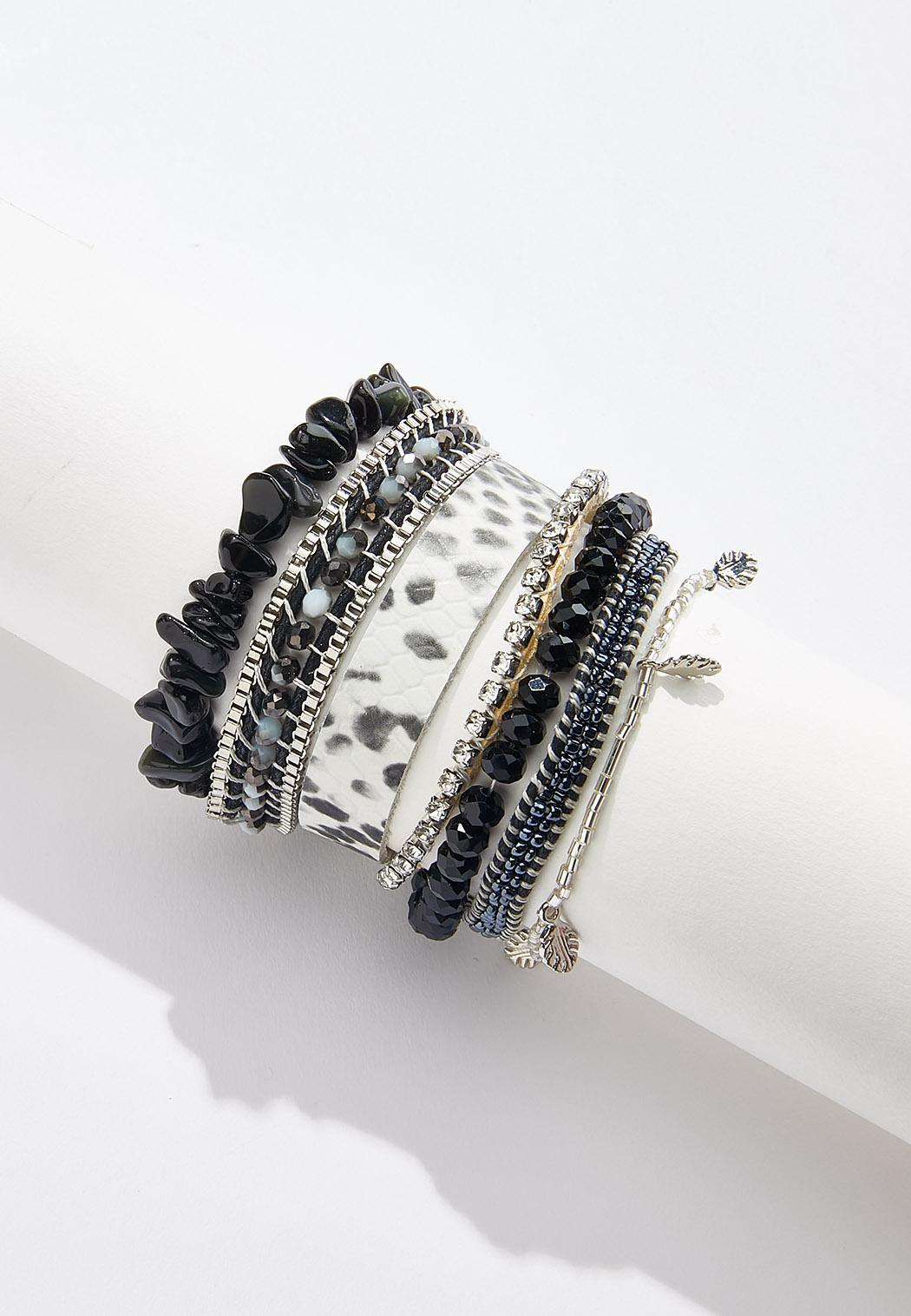 Statement Magnetic Wrap Bracelet