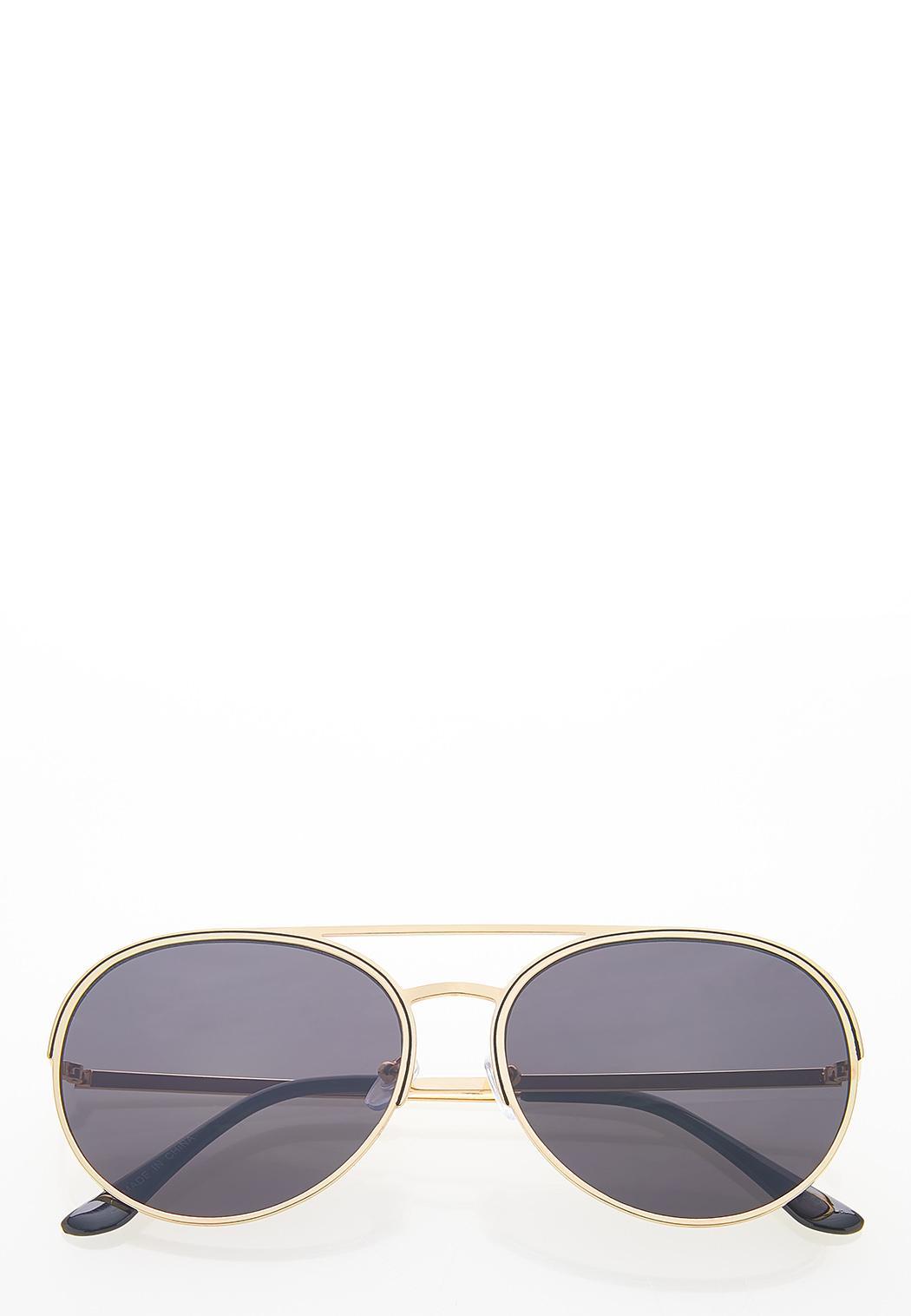 Mariah Aviator Sunglasses