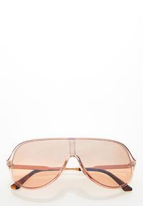 Mango Shield Sunglasses