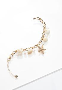 Ocean Treasure Anklet