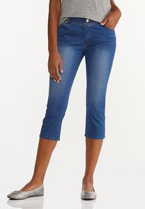 Perfect Cropped Jeans