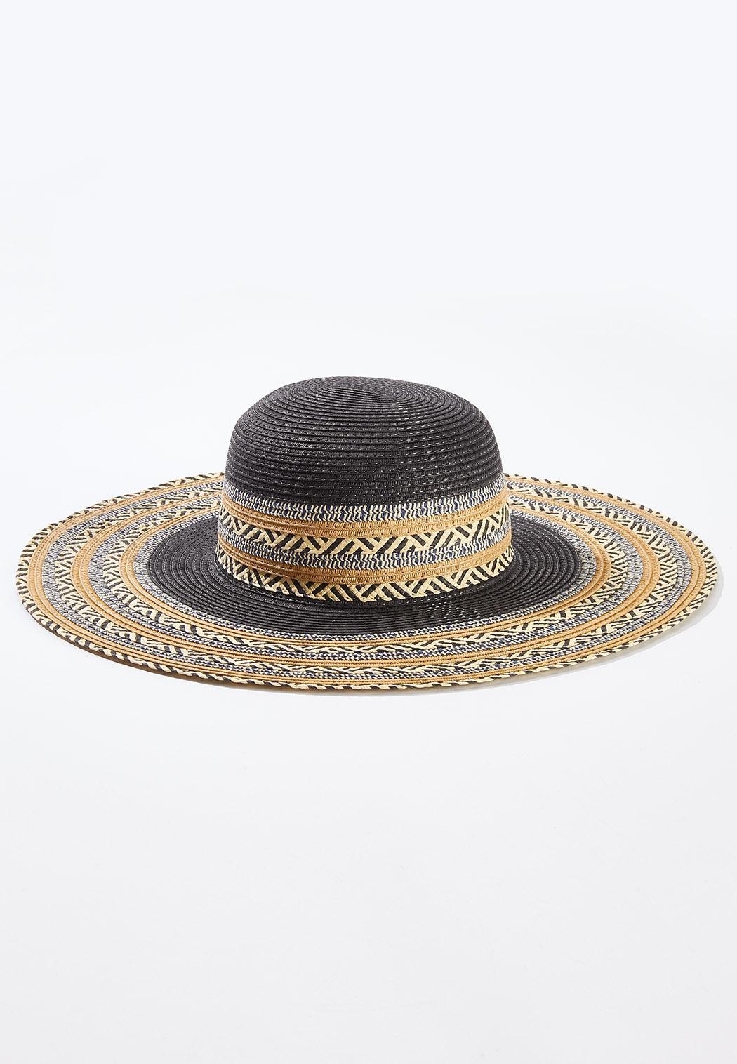Tribal Floppy Hat