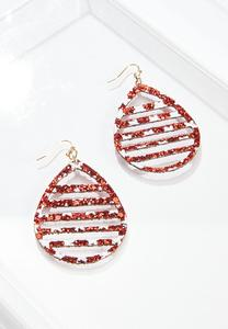 Sparkle Tear Earrings
