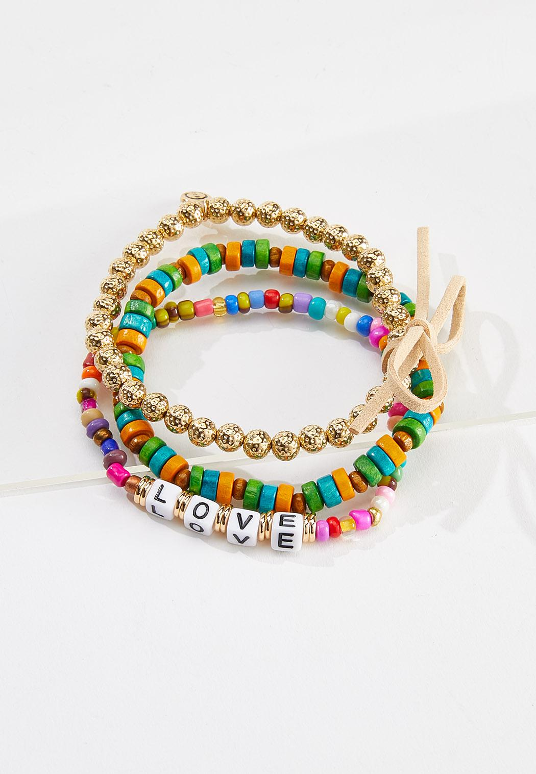 Summer Love Bracelet Set